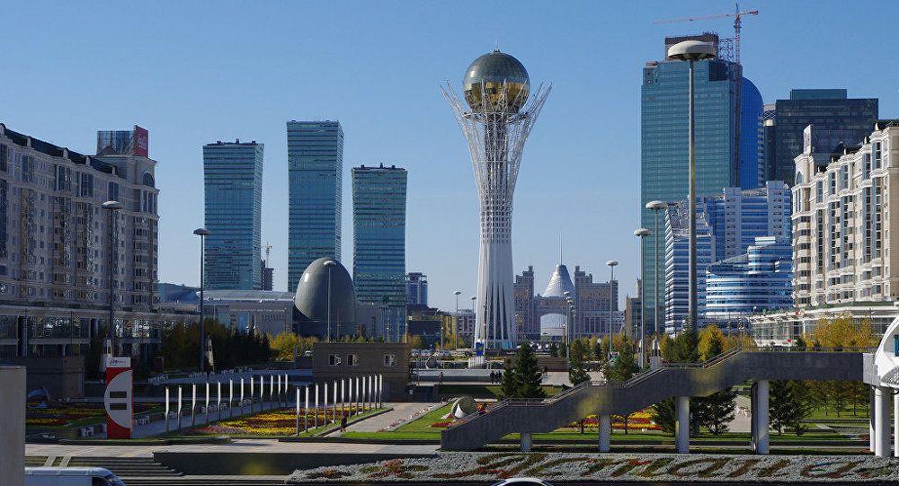 哈萨克国会表决通过首都阿斯塔纳更名为努尔苏丹。