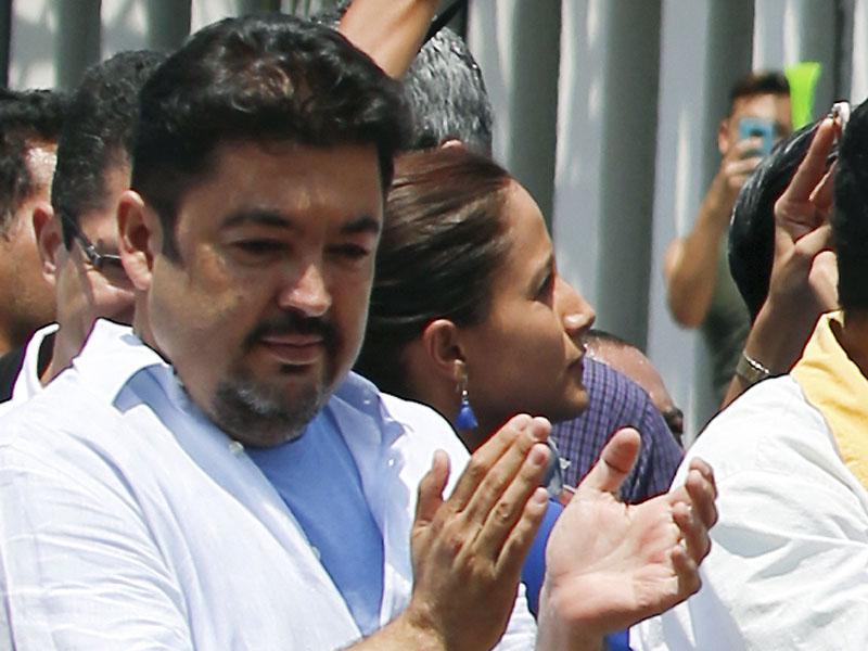 马杜罗政府拘捕瓜伊多幕僚长马雷罗(图)。