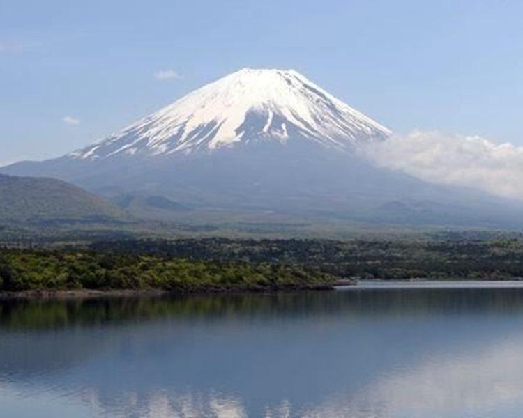 富士山有机会再爆发。新华社