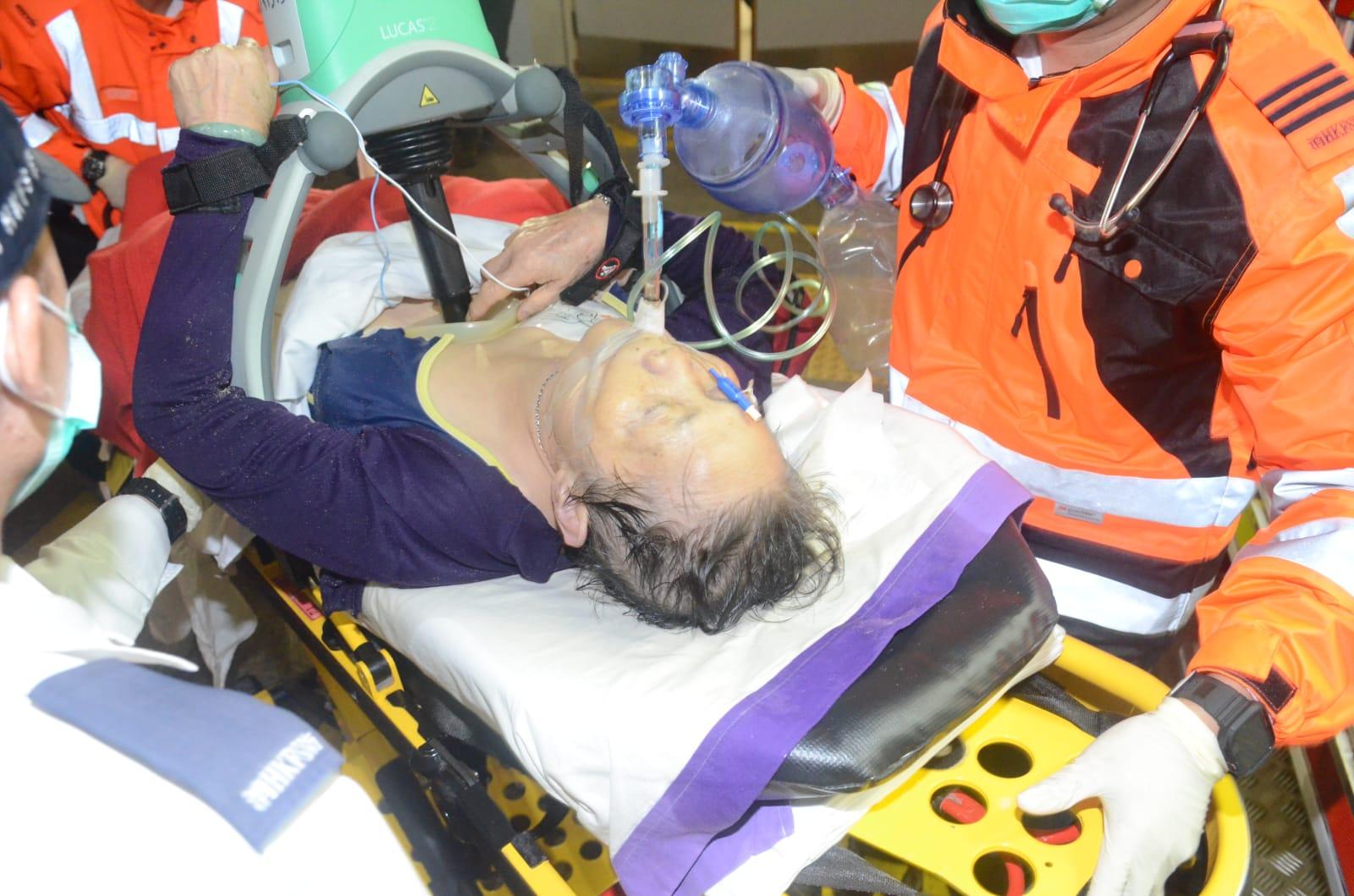 女事主昏迷送院搶救後不治。