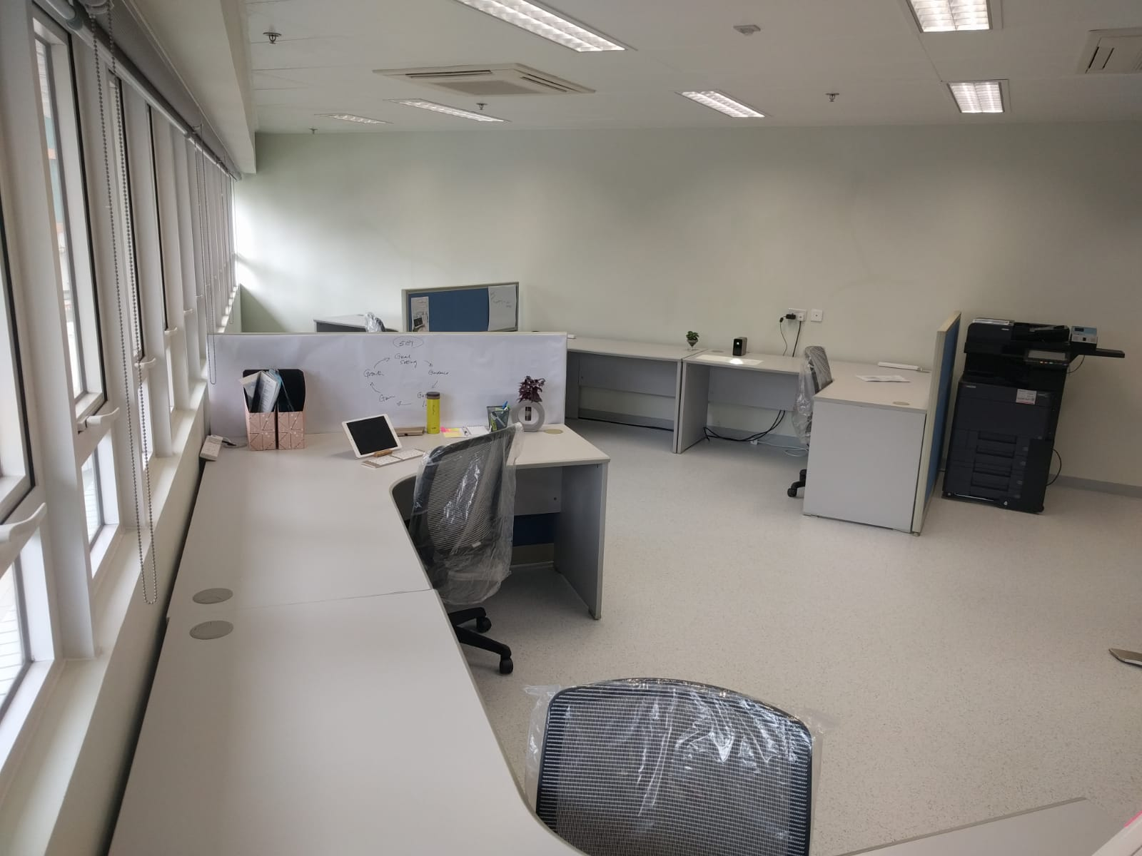 Pot共享工作空間。