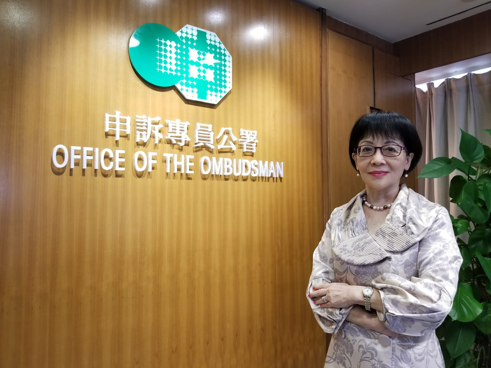 申诉专员公署专员刘燕卿将在本月底卸任。