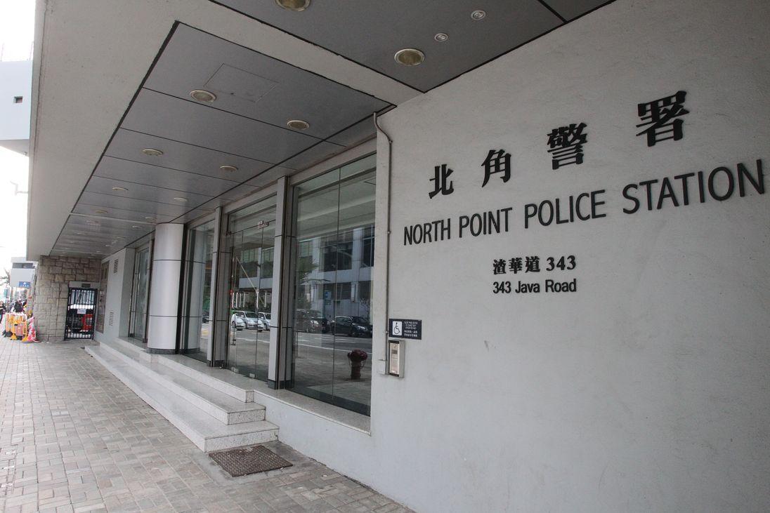 被捕男女现正被扣留调查,部分被捕人稍后将交由入境事务处跟进。 资料图片