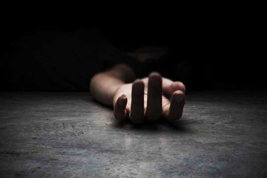四川一商舖內發現一具女性屍體,3名兇手僅14至16歲。 示意圖