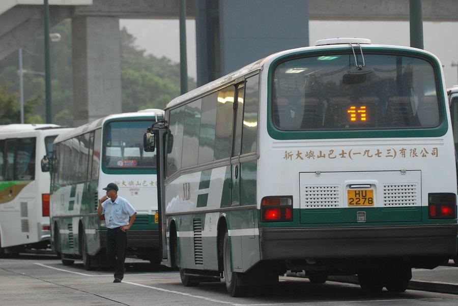 14岁女童乘搭巴士前往大澳期间,在车厢内疑被一名男子非礼。资料图片