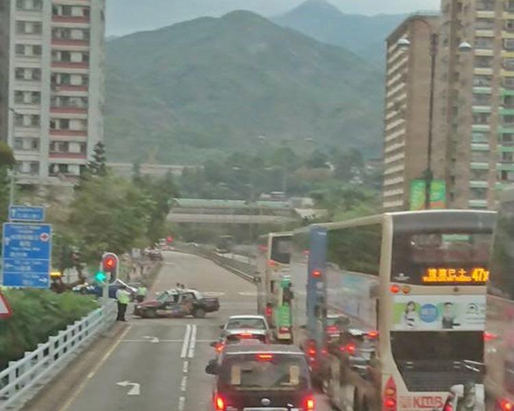 案中的士。fb马路的事 Chin Hai Leung图片