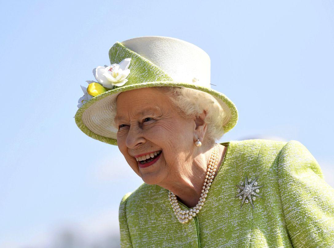 英女皇已同意放弃再在公路上开车。