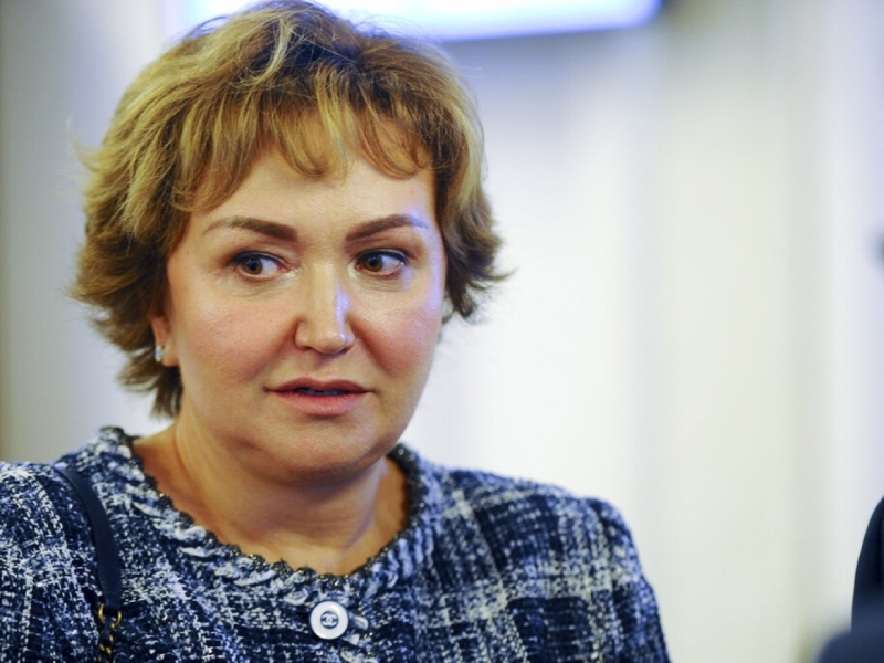 俄国西伯利亚航空公司大股东菲莱娃,在飞机失事中丧生。 AP