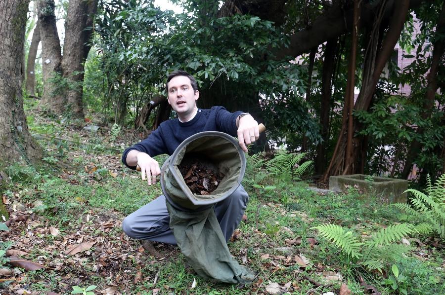 管纳德表示,本港目前已知的蚂蚁品种增加至187种。