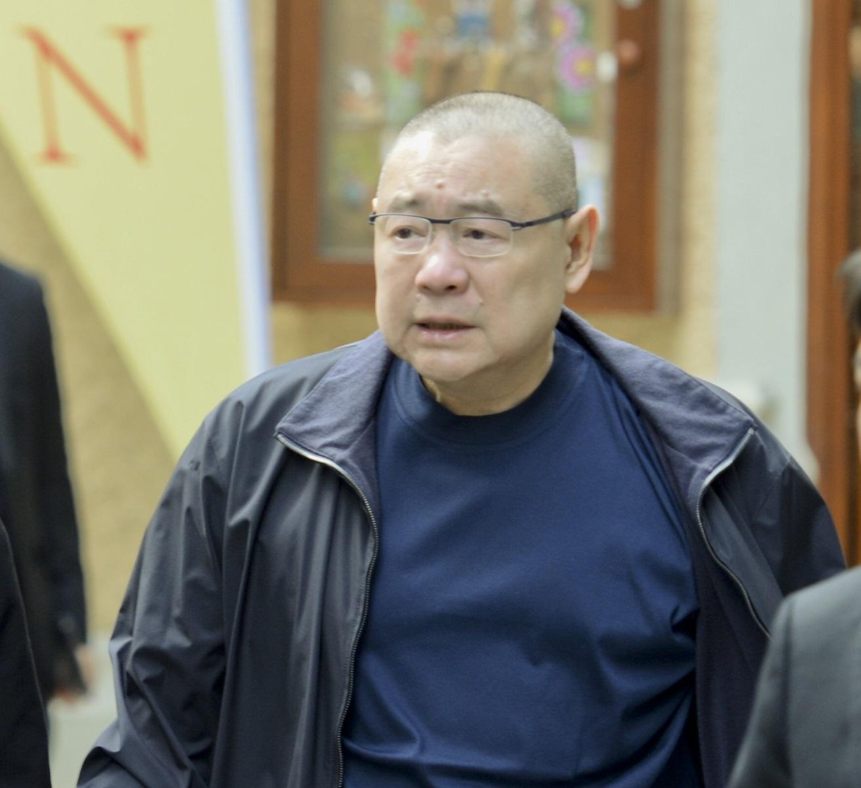 華人置業前主席劉鑾雄。資料圖片
