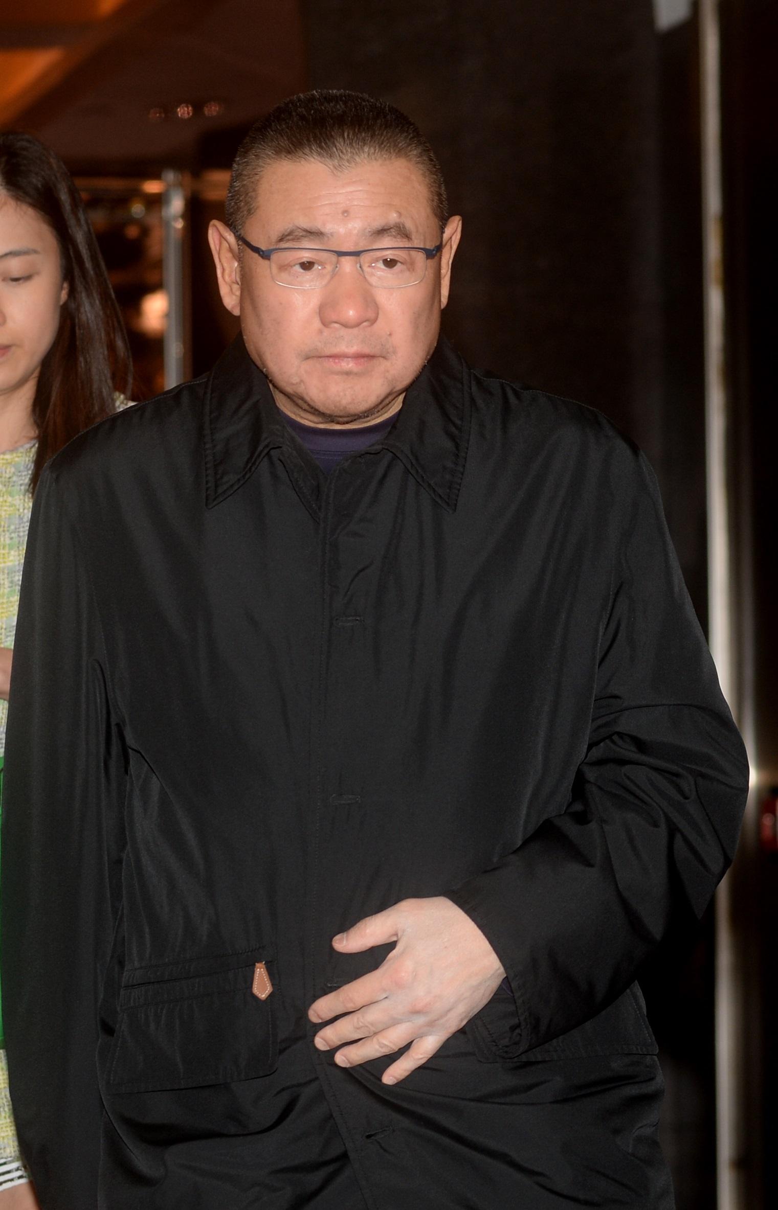 华人置业前主席刘銮雄就《逃犯条例》修订提覆核。资料图片