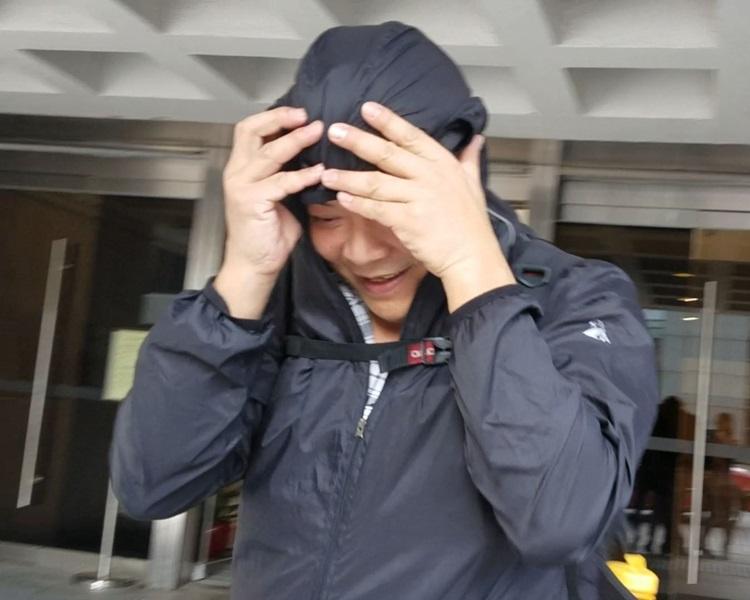 張健華強調當年辭職是因未能好好扮演阿Sir嘅角色。
