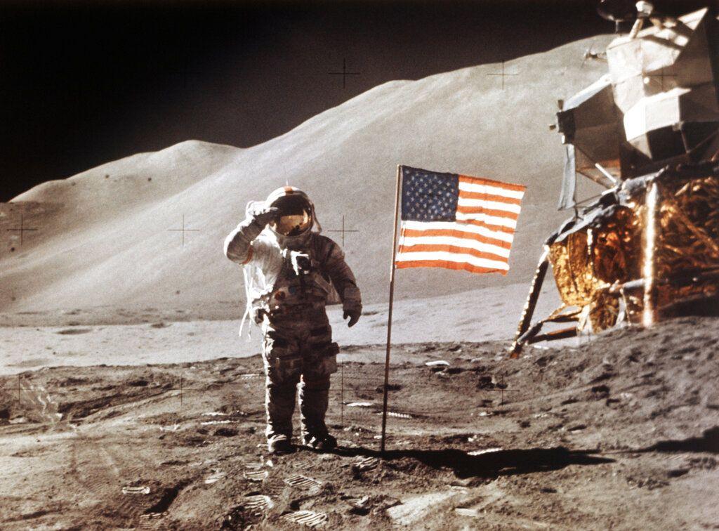 美国太空总署证实,先让太空人于2024年重返月球的计画将加快进行。AP