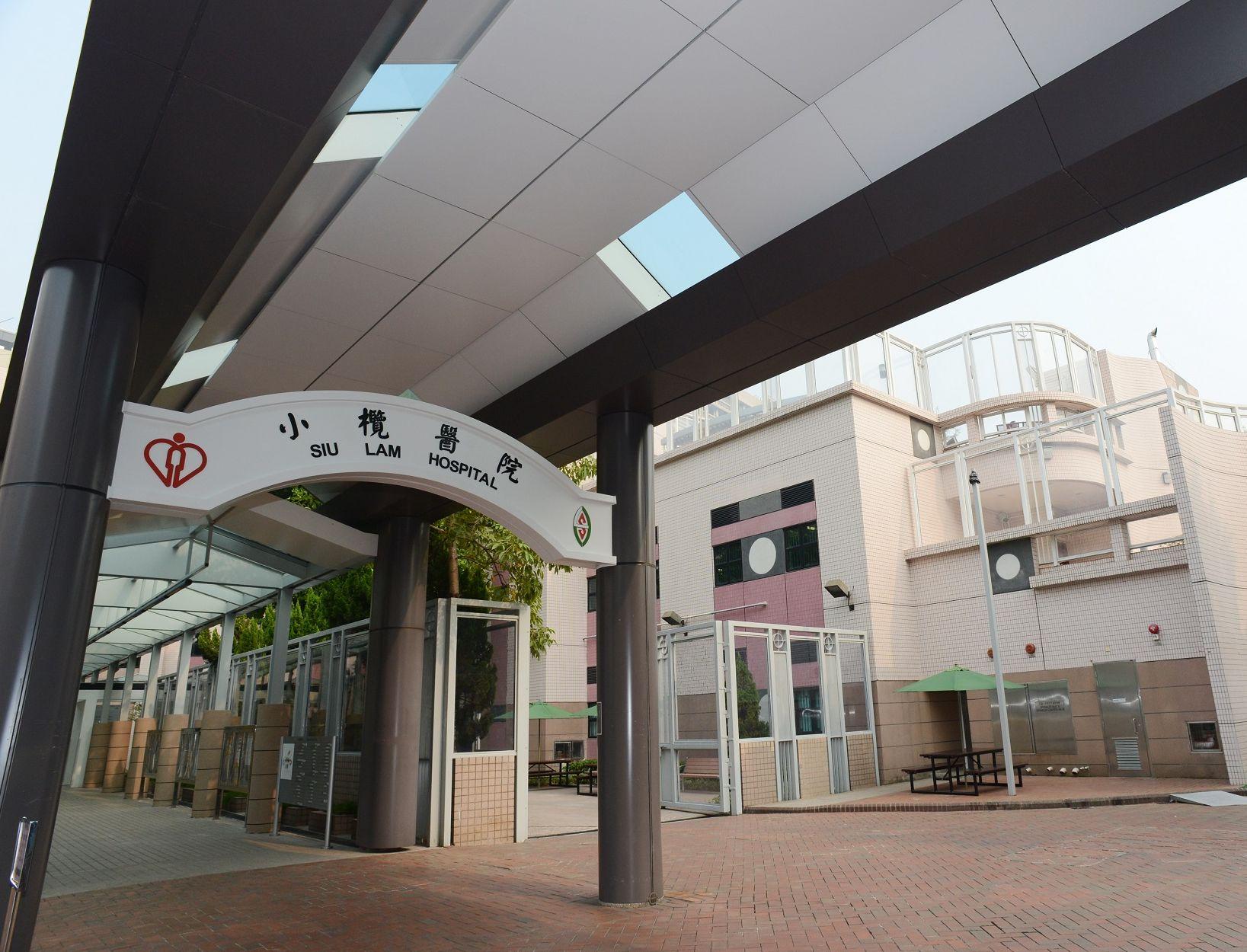 小欖醫院病房再有3人集體呼吸道感染。 資料圖片