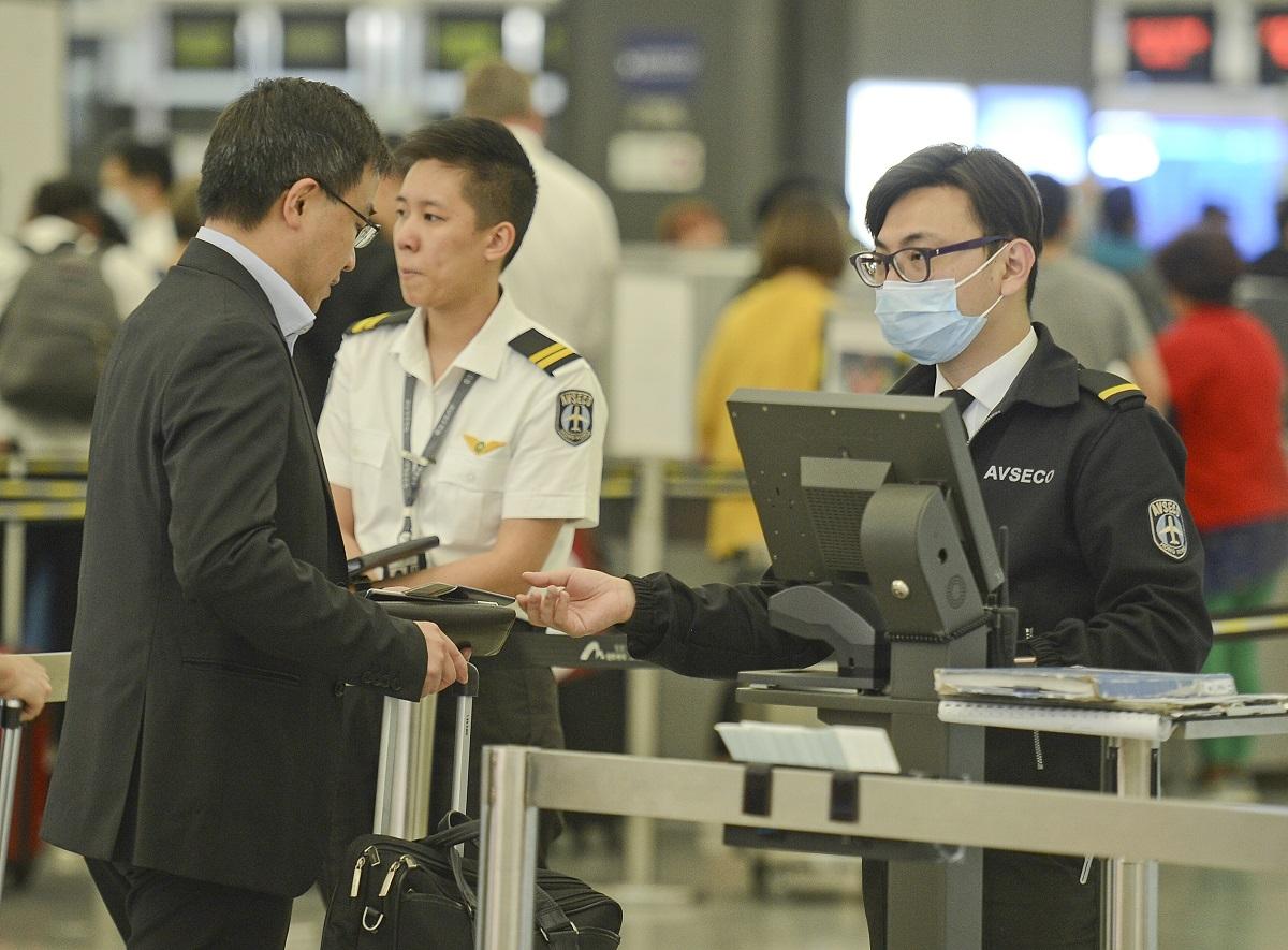 机场成为麻疹疫情重灾区。资料图片