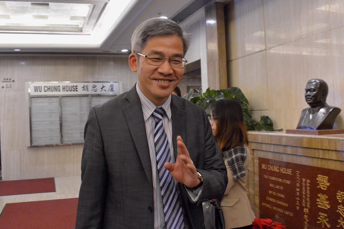 賴子文將會接任屯門興德學校校長。資料圖片