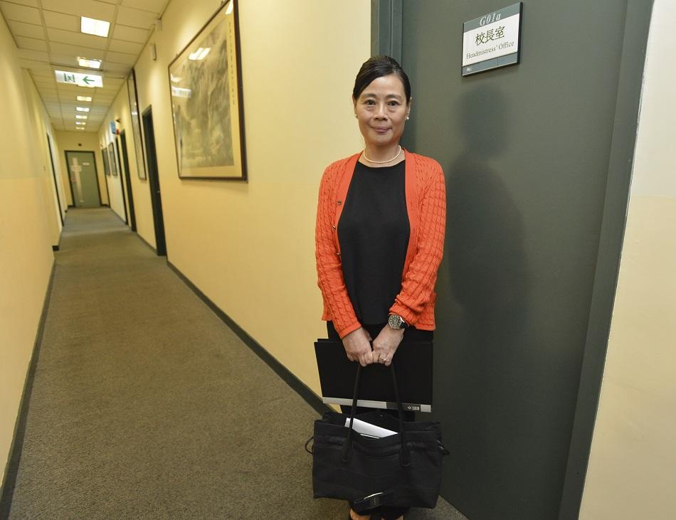 校長蕭麗珊早前已經請辭。資料圖片