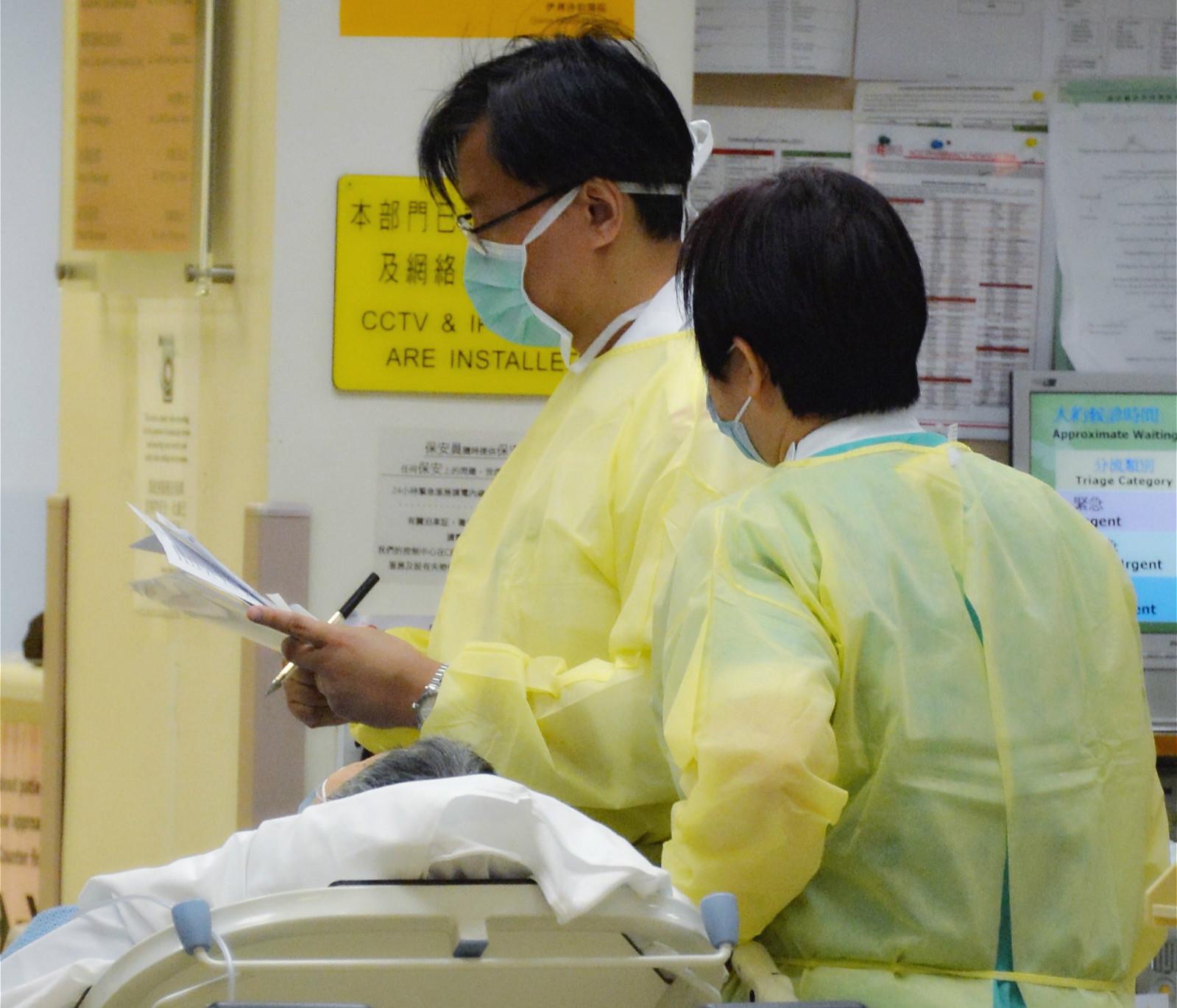醫務委員會拒絕放寬海外醫生執業。資料圖片