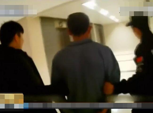 楊男涉嫌非法持有毒品罪被刑事拘留。網圖