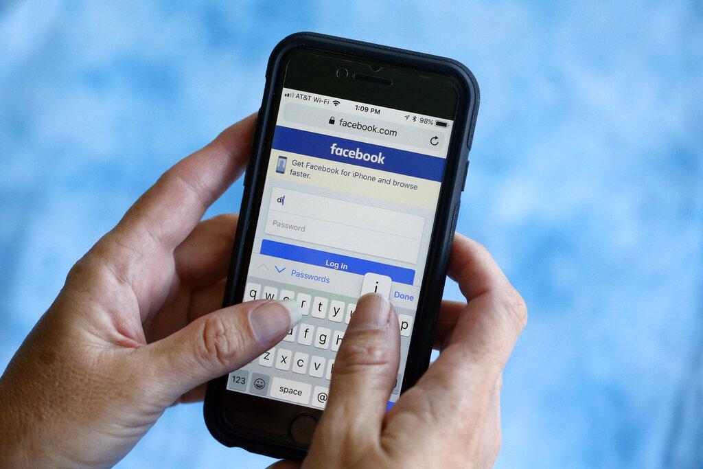 Facebook又涉及用户资料外洩风波。 图片