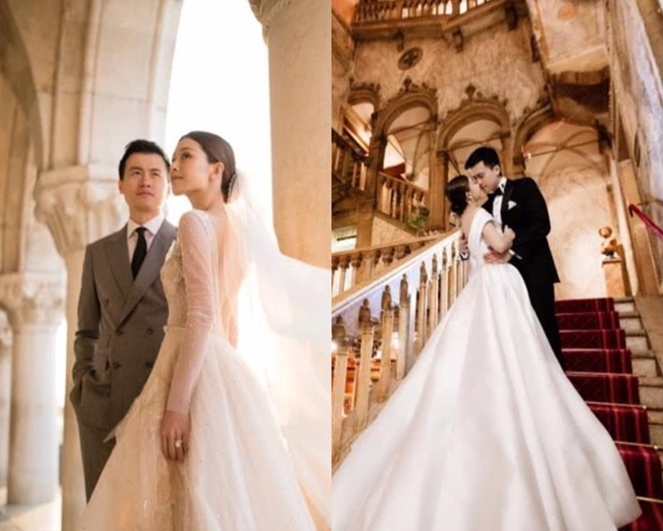 Janice Man與富三代男友將於10月12日在米蘭舉行婚禮。