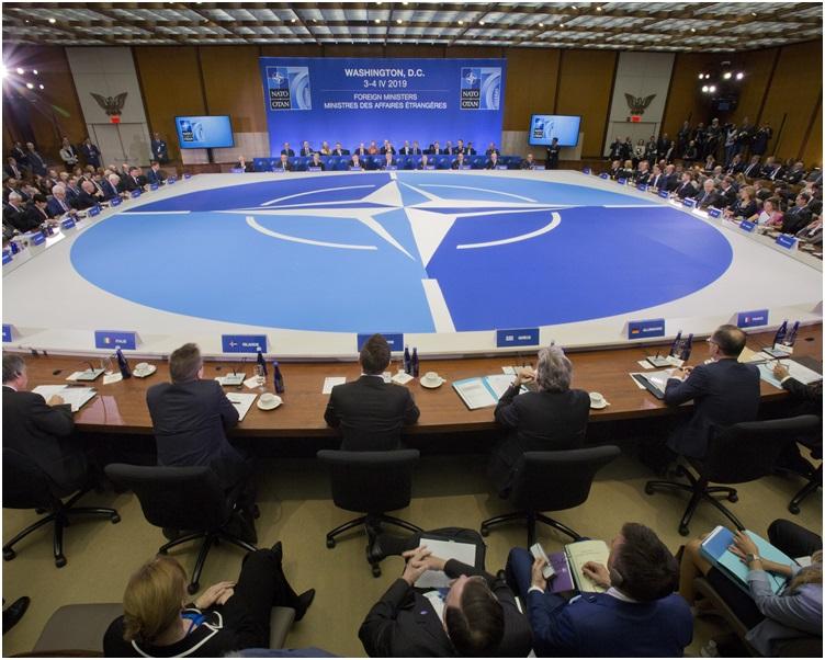 北约29个成员国的外长周四结束在华盛顿举行的两天会议。