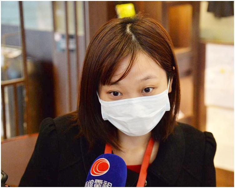 楊小姐明白疫苗應留予更有需要的人士,自己會考慮到私家診所接種。