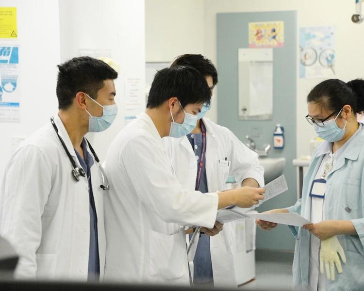醫委會日前表決海外專科醫生能否豁免半年實習期。資料圖片