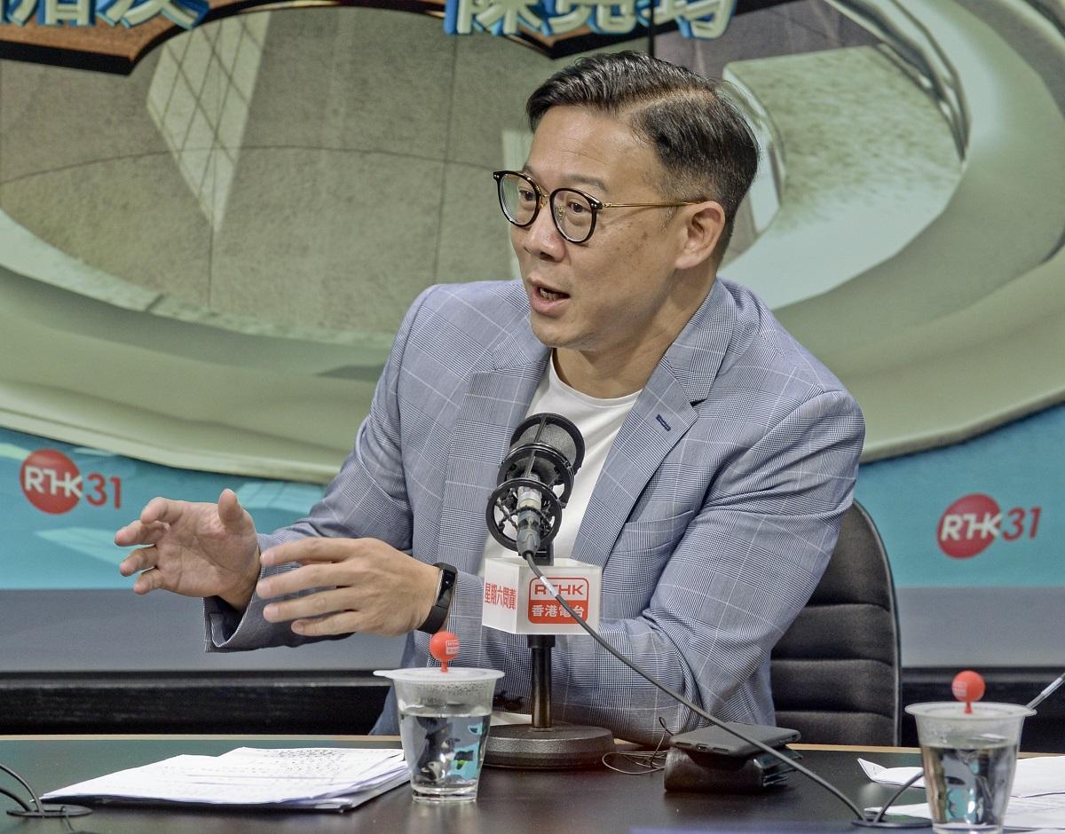 張國鈞指大陸與台灣10年前已有司法協議。資料圖片