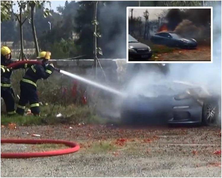 消防到場後約30分鐘將火救熄。網圖