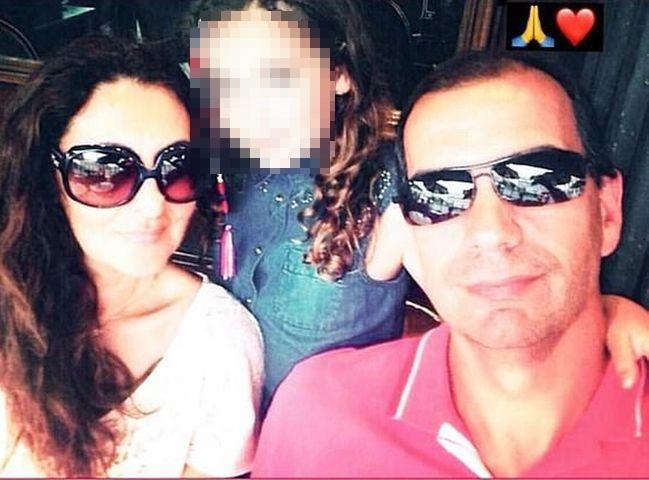 沙赫拉维什与前夫的婚姻维持了18年。网图