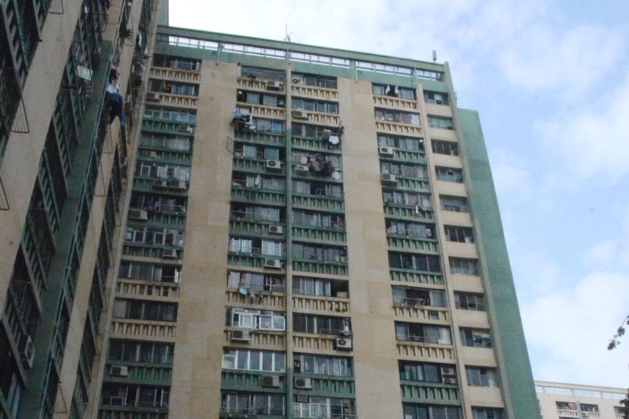 愛民邨居民被判處60小時社會服務令。資料圖片