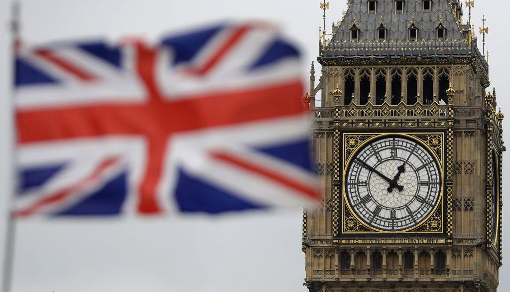 英國向港府表達關注《逃犯條例》修訂。AP圖片