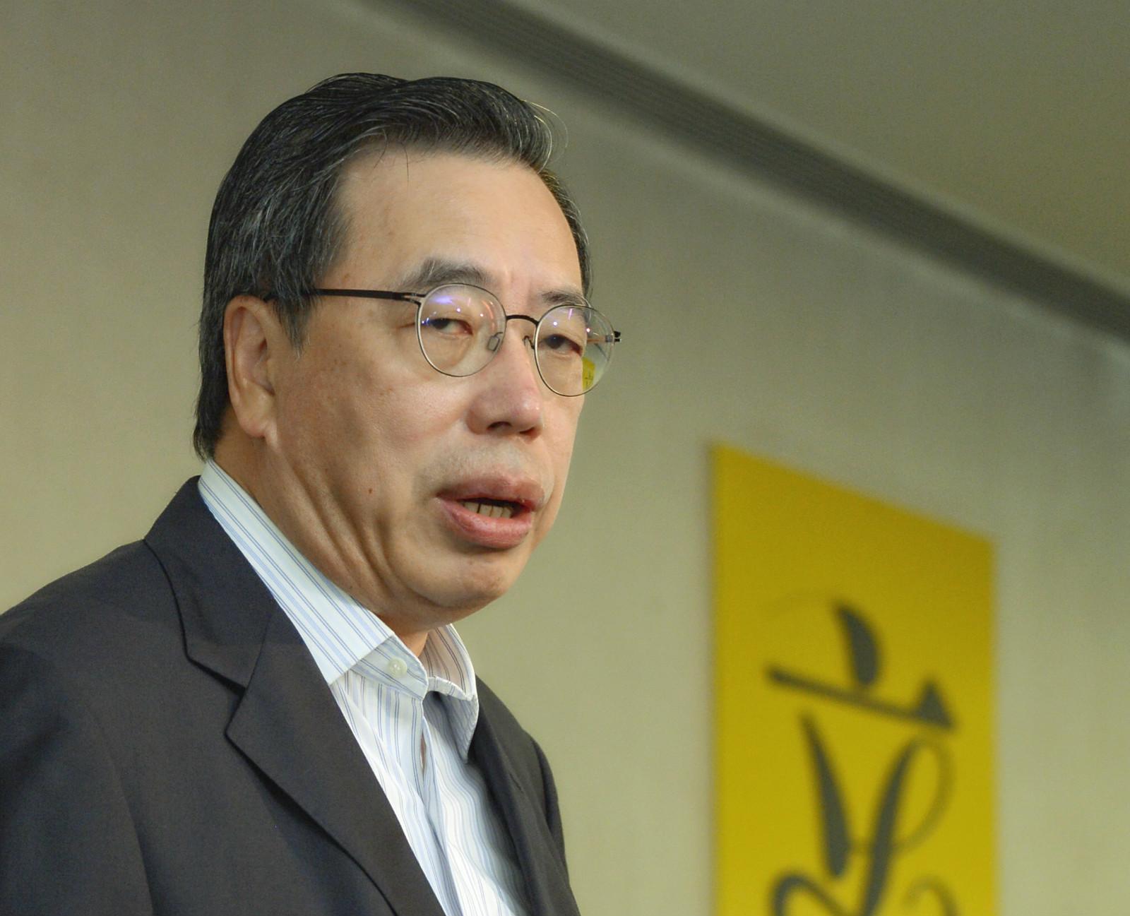 立法會花71萬為主席梁君彥換車。資料圖片