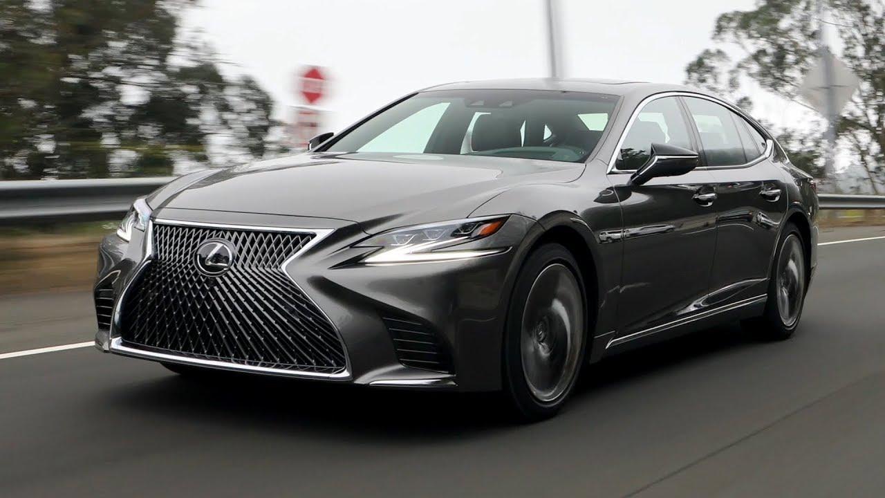 同款的Lexus LS 500。網上圖片