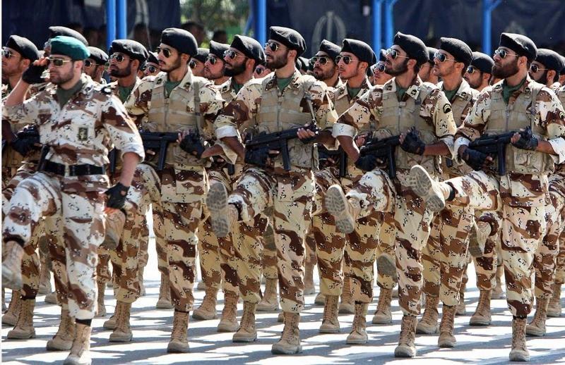 伊朗革命衛隊被美定性為「恐怖組織」。(網圖)