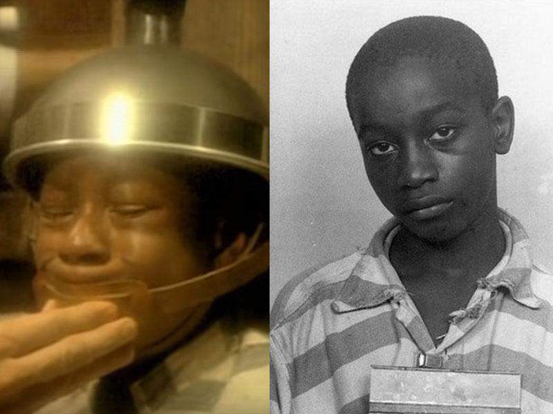 14岁男孩被处残忍电刑,70年后才还他清白。(网图)
