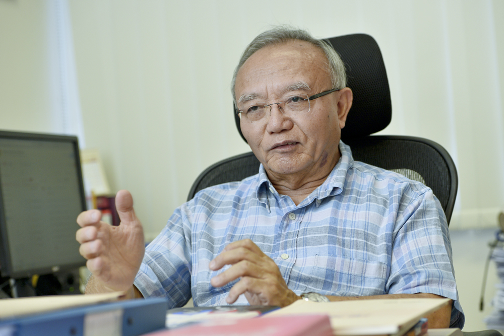 劉兆佳認為,法庭的裁決,引證公民抗命在香港社會並未得到承認。 資料圖片