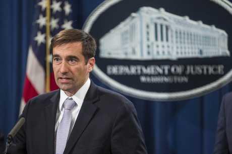 美国助理司法部长德梅斯。资料图片