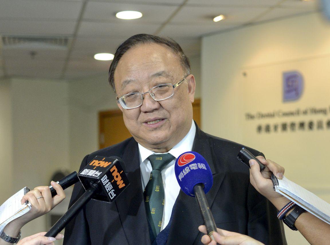 劉允怡指,在下月會議動議再次表決放寬海外醫生考試後免實習的安排。 資料圖片