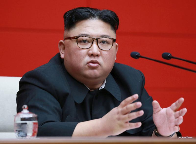 金正恩再次成为北韩最高领导人。