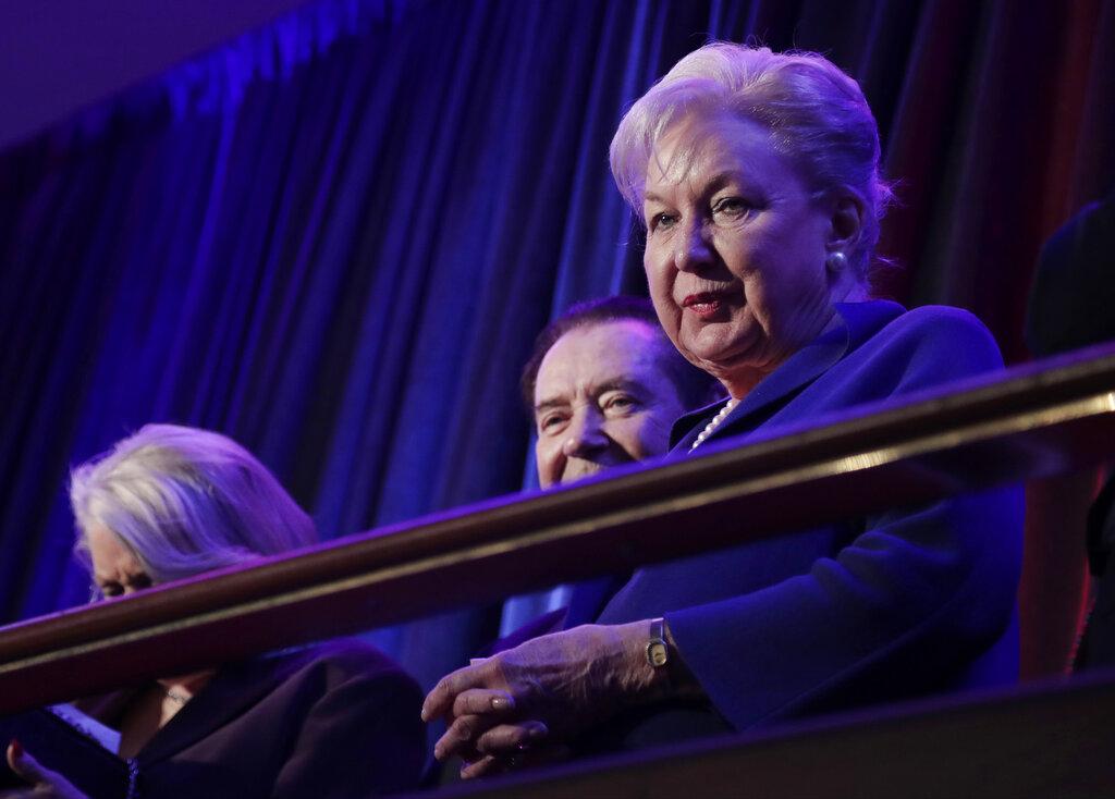 瑪麗安妮‧特朗普‧巴里已經退休,有關她的調查工作亦告終止。  AP圖片