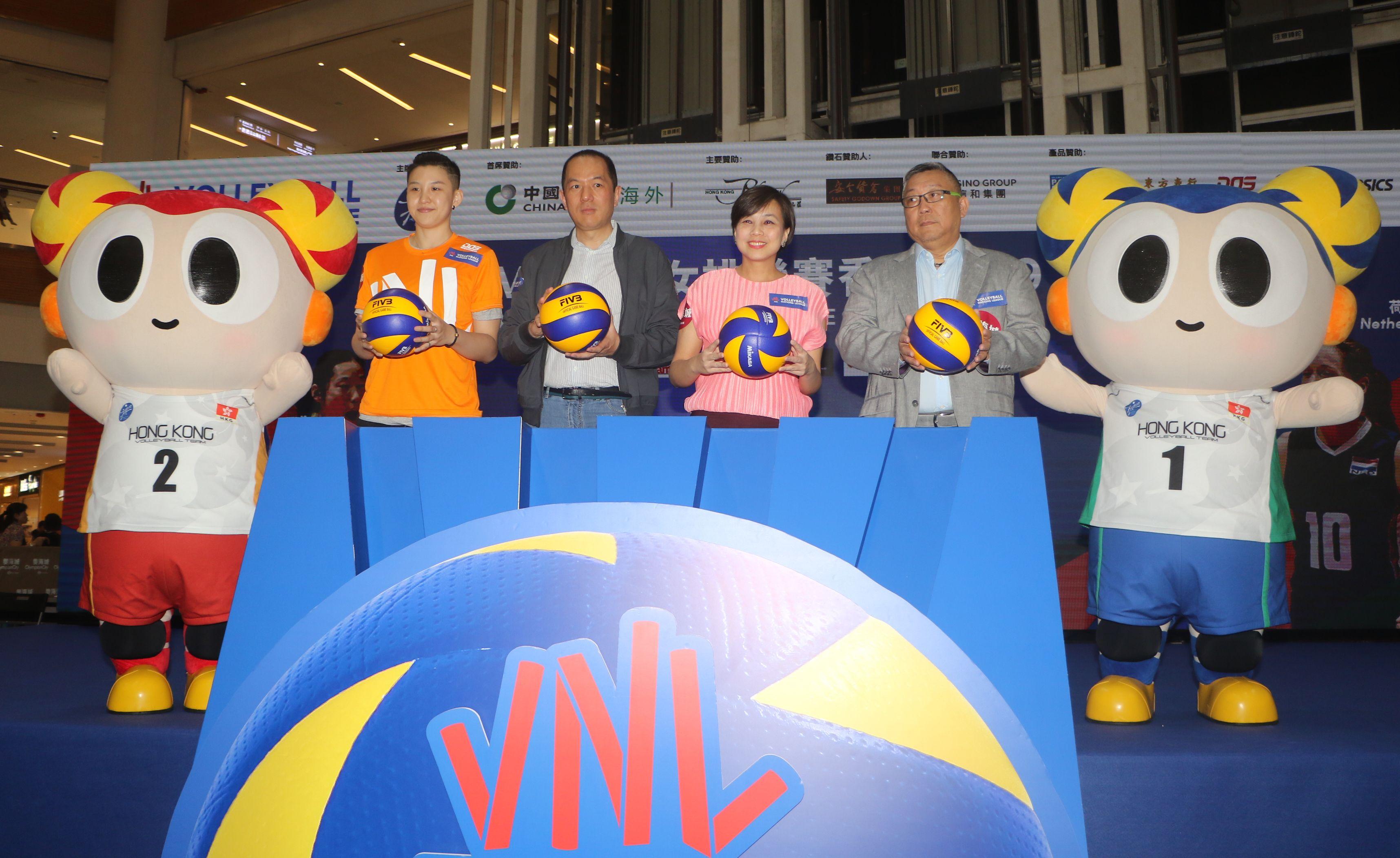 吳守基更透露已邀請多位中國名宿如周蘇紅和楊昊現身與球迷同樂。王嘉豪攝