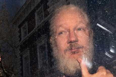 维基解密创办人阿桑奇。资料图片