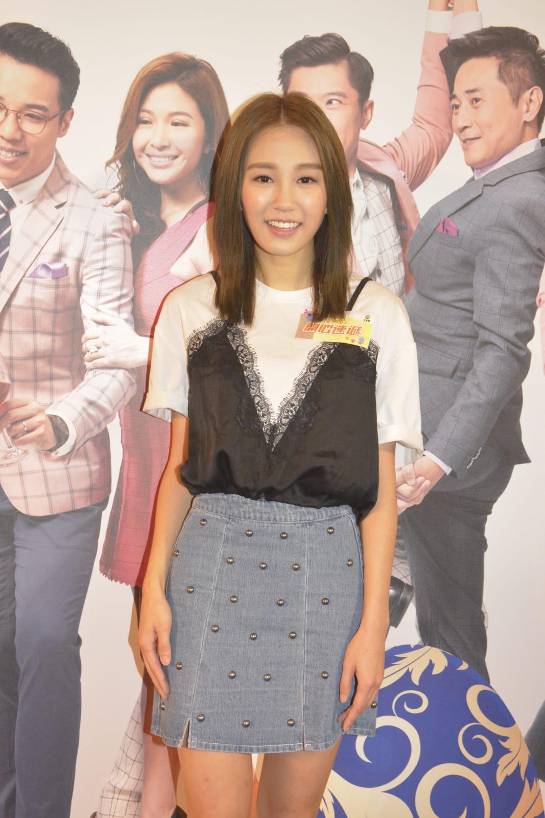蘇韻姿快將26歲生日