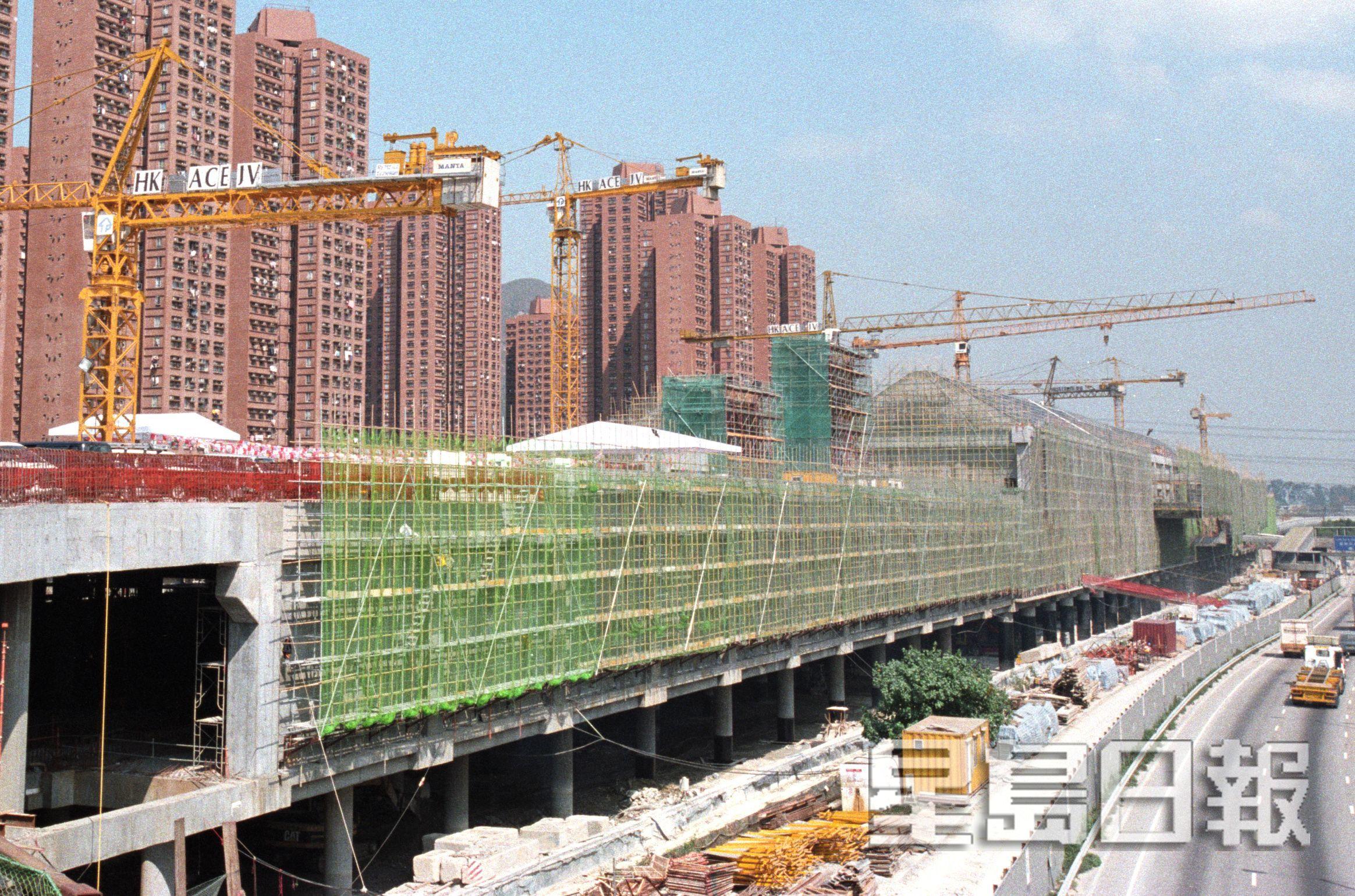 屯門兆康苑過去10年樓價升幅驚人。