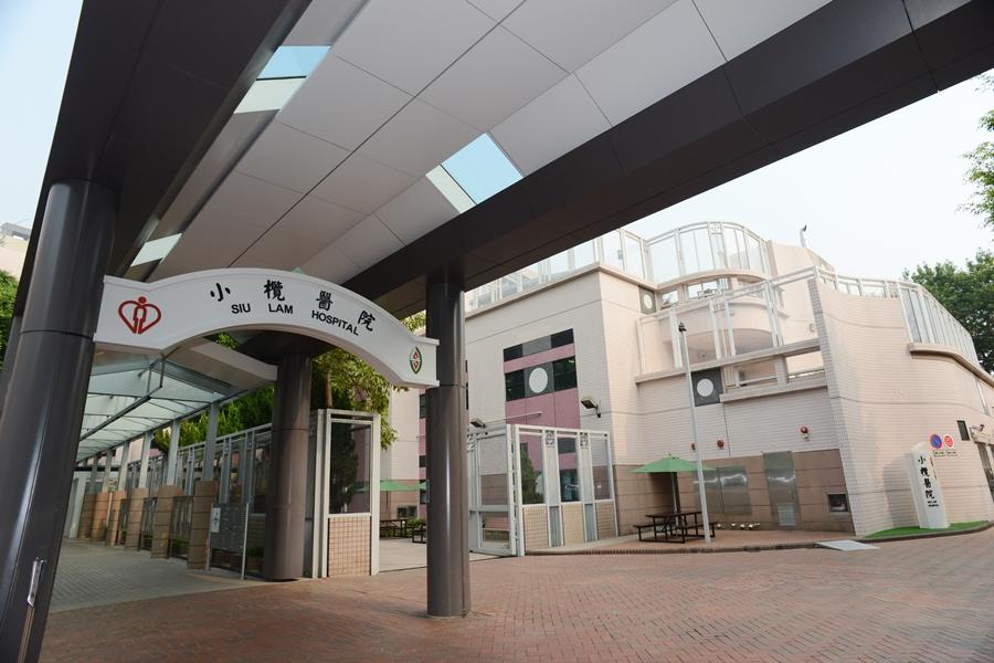 小欖醫院嚴重智障科一個男病房再有3名病人確診感染鼻病毒。資料圖片