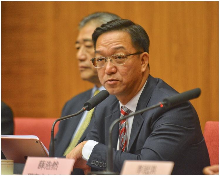 劉業強指律師團隊正研究判詞決定是否上訴。