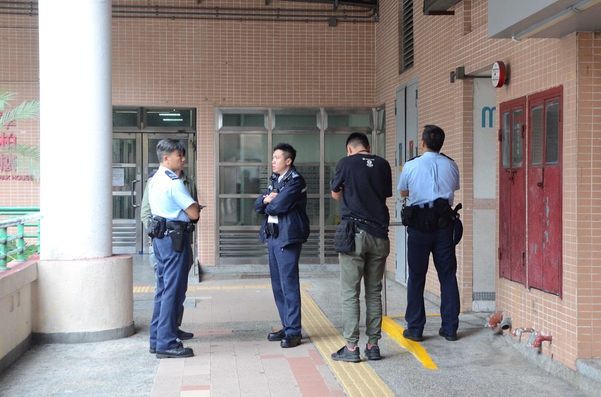 翠屏北邨有人虛報搶劫案。資料圖片