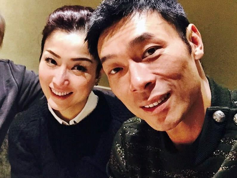 許志安曾分享婚姻保鮮秘訣,就是要忘記昨日發生過的事。資料圖片